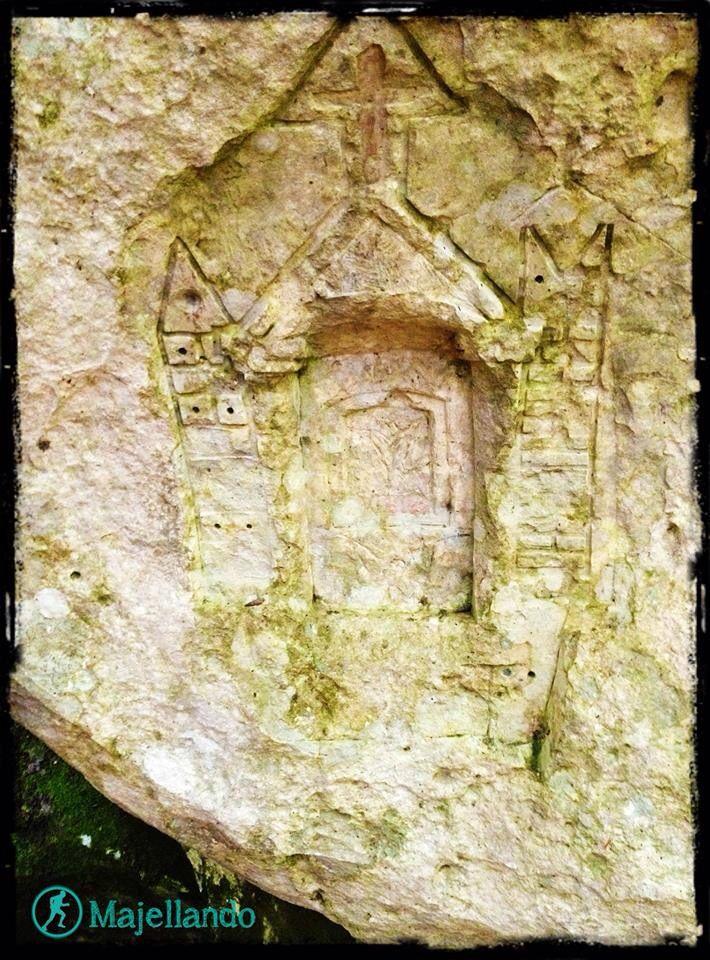 Chiesetta scolpita nella roccia - Santo Spirito a Majella