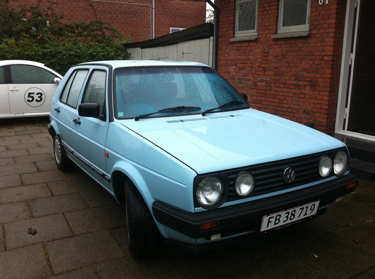 Golf GLX, 1989 from South africa