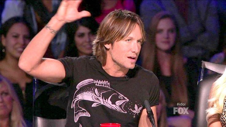 Keith Urban - American Idol Season 12 Episode 30