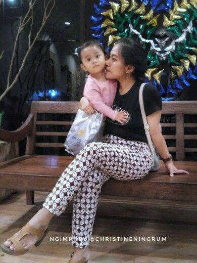 Pants Batik Kawung