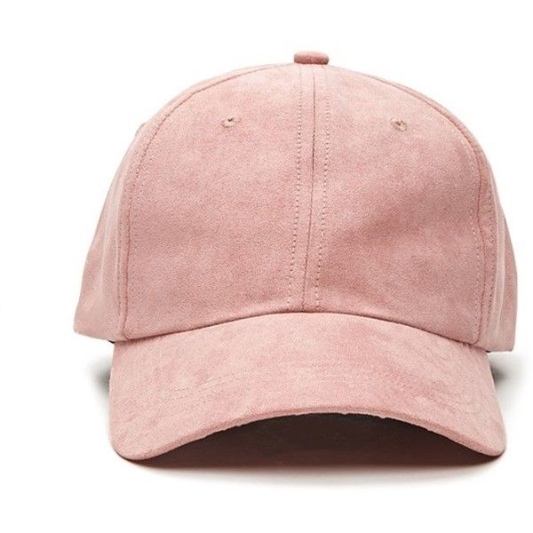 Forever21 Men Faux Suede Cap ($9.90) ❤ liked on Polyvore featuring men's fashion, men's accessories, men's hats, hats, mauve and mens caps and hats