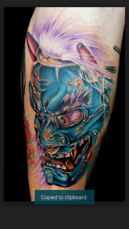 17 best ideas about oni mask tattoo on pinterest japanese mask tattoo oni tattoo and hannya. Black Bedroom Furniture Sets. Home Design Ideas