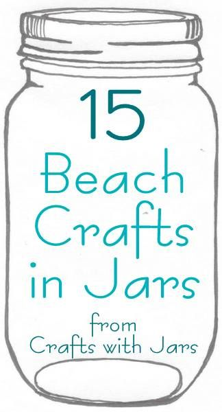 Best 25 beach jar ideas on pinterest ocean bathroom costal crafts with jars 15 beach crafts in jars bhgsummer solutioingenieria Choice Image