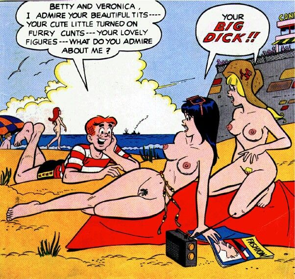 adult archie comics