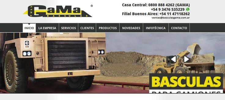 BALANZAS PARA CAMIONES | BASCULAS GAMA  http://www.basculasgama.com.ar/ Balanzas para Camiones, Básculas para Camiones, Básculas Camioneras, Básculas Ferroviarias, Básculas Industriales