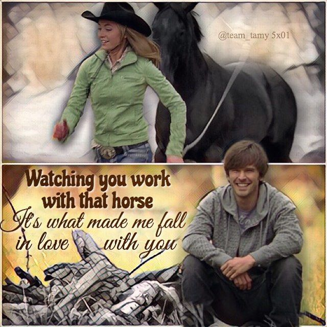 Sunday shoutout to 3 amazing accounts! @heartlandsjourney @heartlander2010 @heartlandandbeyond Check them out! Their edits are beautiful!!! #heartland #iloveheartland #heartlandoncbc #tamy #grahamwardle #ambermarshall #love #horse #horses #cowgirl #canada #cbc