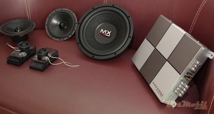 Paket SQ Nyaman Untuk Harian dan Kontes #BosMobil #Audio #CarAudio