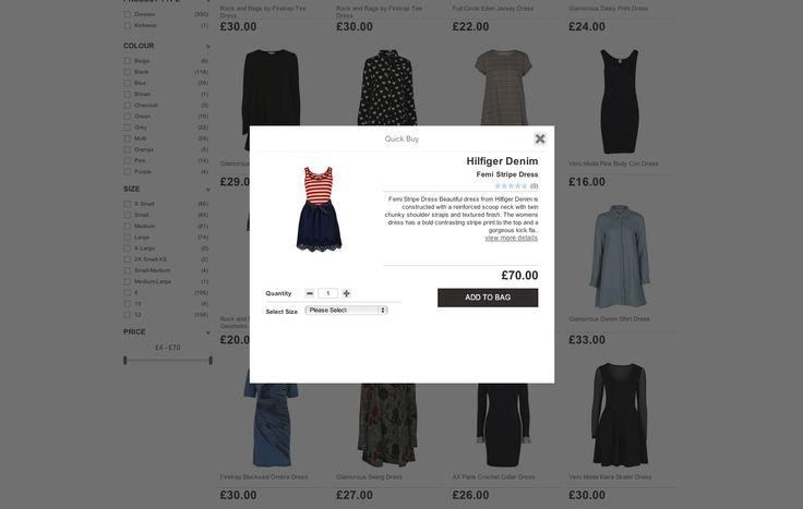 65 best images about Retail Desktop UI on Pinterest eCommerce, Web
