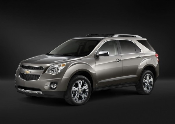 2013 Chevy Equinox - coming to my driveway this Winter!