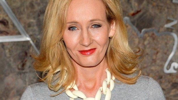 Harry Potter writer J.K. Rowling