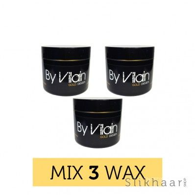 → By Vilain Wax   Buy 2 get 1 for free   Exclusive online offer - Slikhaar