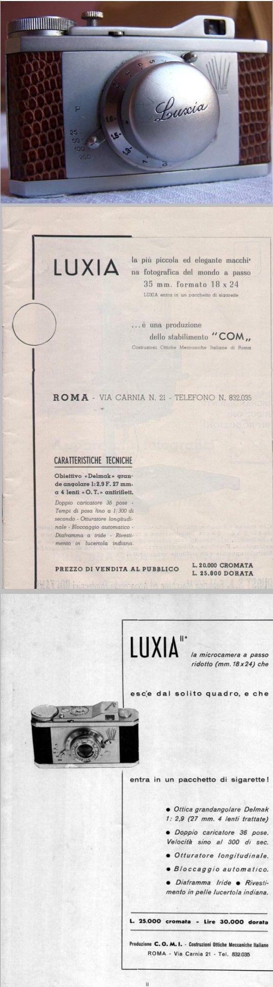 COMI Luxia