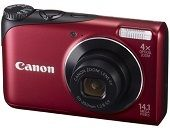 8 Quality Digital Cameras that Won't Break the Bank: Canon PowerShot A2200