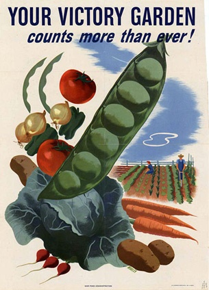 Propaganda posterVintage Posters, Gardens Counting, World Wars, Picture-Black Posters, Homefront, Victory Gardens, Herbs Garden, Gardens Posters, Victorygarden