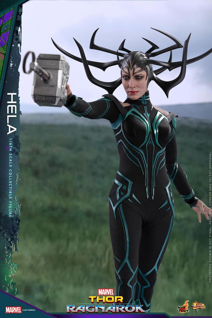 Thor: Ragnarok – Hela 1/6 Scale Figure by Hot Toys! | Serpentor's Lair