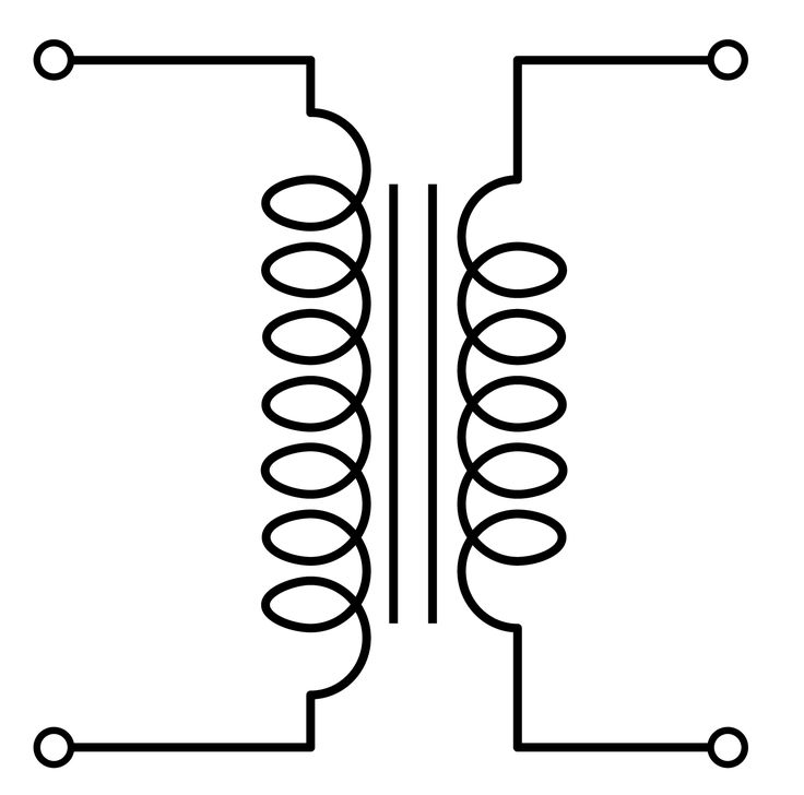 Ex Circuit Symbol Transformers - Wiring Diagram •