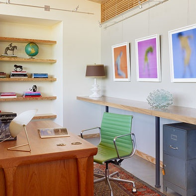 74 best Eclectic OFFICE | Brenda Benz images on Pinterest