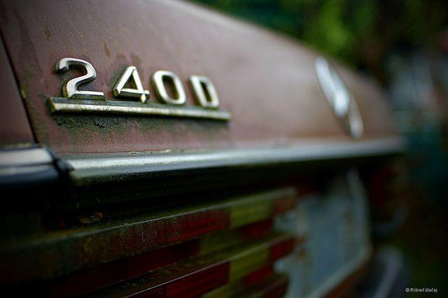 Mercedes Benz 123 / 240D