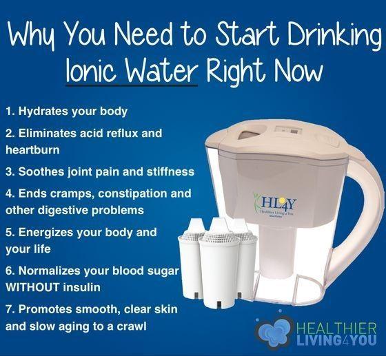Why Drink Alkaline Water