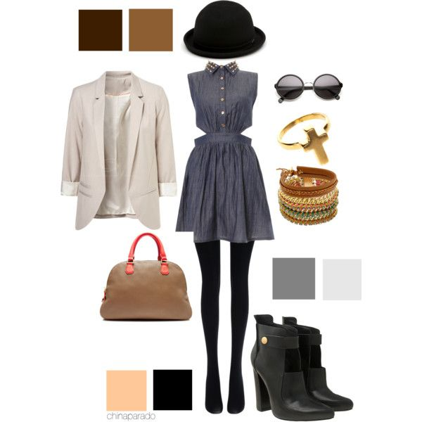 """Spectrum"" by chinaparado on Polyvore"