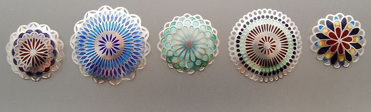 Contemporary New Zealand Jewellery by Jasmine Watson
