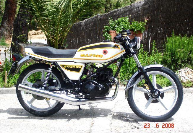 Bultaco Streaker 125 año 1980 – Motos Clásicas Jarama