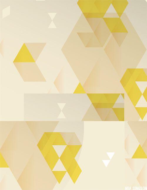mia singson: Patterns Geometric, Quilts Patterns, Geometric Prints, Yellow Patterns, Graphics Design Geometric, Modern Graphics Design, Geometric Yellow, Geometric Patterns Design, Geometric Graphics