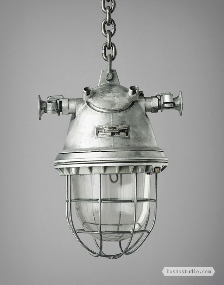 POLISHED EXPLOSION PROOF LIGHTS These substantial explosion