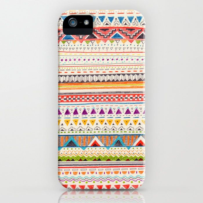 Go Wild iPhone Case | dotandbo.com