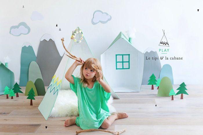 DIY kids and paper | Magazine Knot via BKids