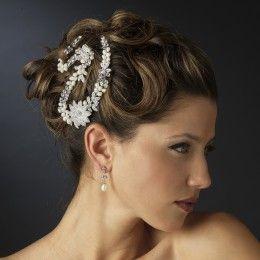 Bridal headpiece Dione - Georgia Dristila Accs
