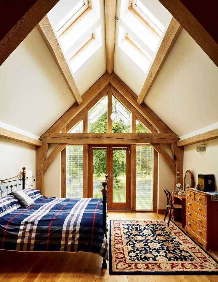 25 best ideas about vaulted ceiling lighting on pinterest vaulted ceiling kitchen vaulted - Vaulted ceiling bedroom ...