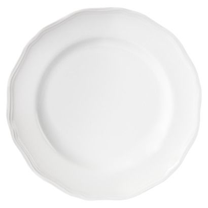 Threshold™ Scallop Dinner Plate Set of 4 - White (need 3 sets)  sc 1 st  Pinterest & 17 best French Country Dinnerware images on Pinterest | White ...
