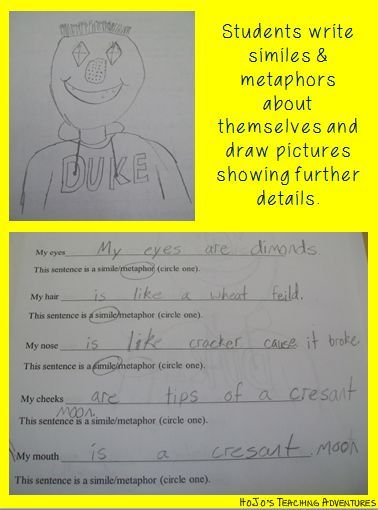 "student essays metaphors funny Metaphors often usually use a form of the verb ""to be"" the verb can be in the past tense (was, were), the present tense (am, is, are), or future tense (will be) the printable metaphor worksheets below help students to understand how this kind of figurative language can be used."