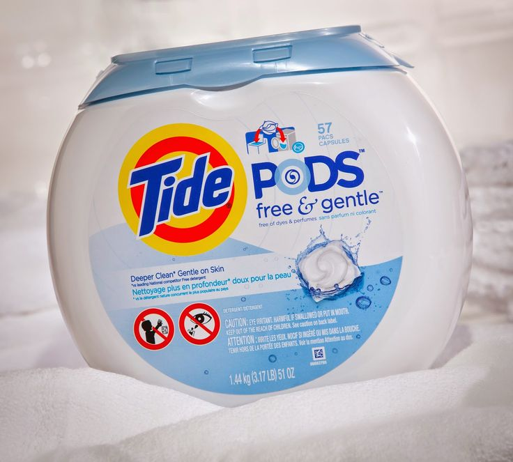 Raising My Boys: Take Care of Sensitive Skin with Tide Pods Free & Gentle#PGMom {Giveaway}
