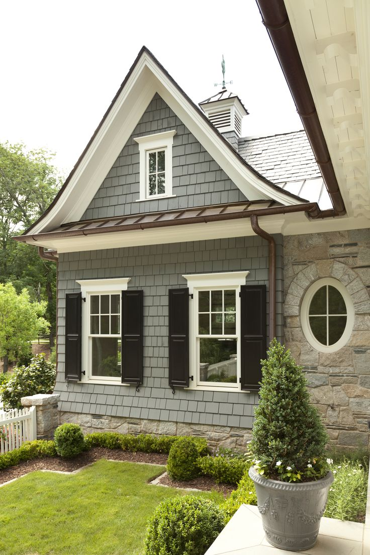 Best 25+ Copper roof ideas on Pinterest | Gray exterior houses ...
