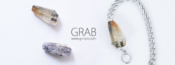 YELLOW gemstone two way chain