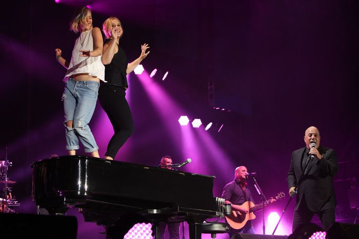 Jennifer Lawrence danced on a piano with Amy Schumer at a Billy Joel concert and proved once again that she is just too cool.