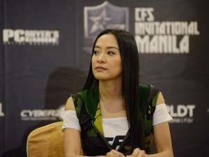 © Provided by GMA News Online Photo by Jessica Bartolome Presidential Communications Office Assistant Secretary Mocha Uson on Monday clarified that her blog now goes through editors as her boss Secretary Martin Andanar told reporters last week. Uson posted the denial on her Facebook page that...
