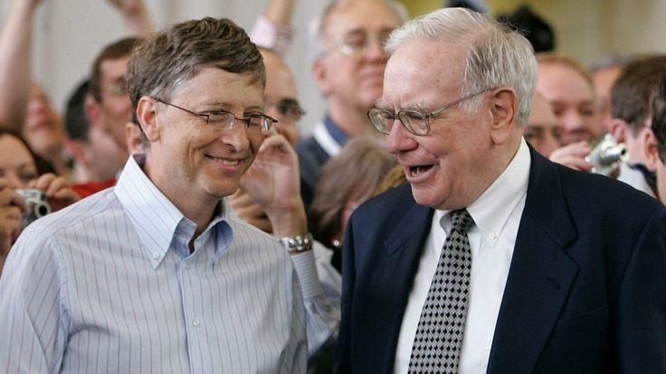 Warren Buffett & Bill Gates Discuss Innovation, Business and Success