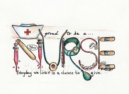 Happy Nurse's Week Happy birthday , Florence Nightingale