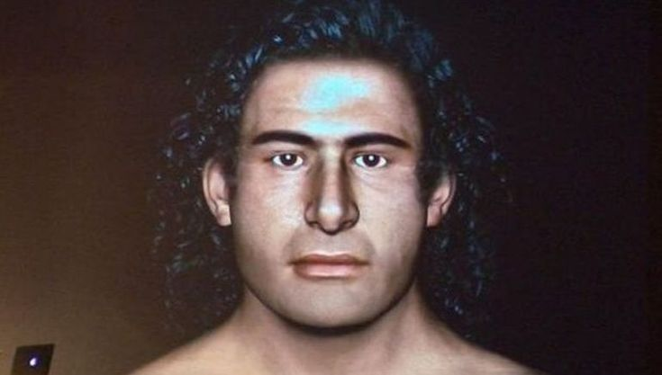 The Face Of The Famed Mycenaean 'Griffin Warrior' Is Reconstructed From His Seal Depiction.