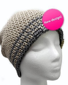Outo Crafty! Finnish design made with love - out of Finnish Novita cotton yarns.