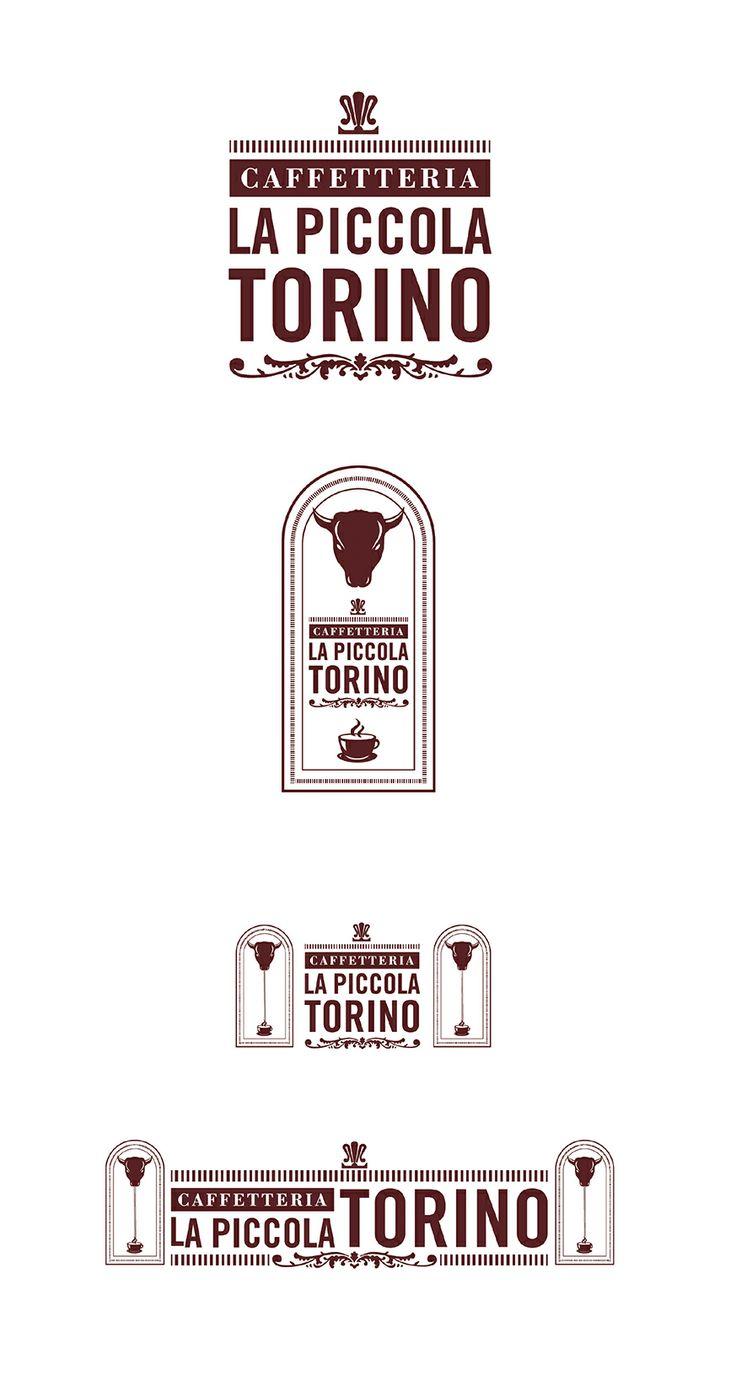TdG progetta il logo per la Caffetteria La Piccola Torino.