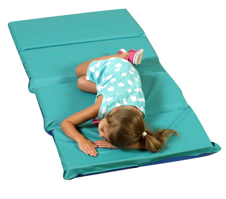 """Teal/Blue 4 Section 2"""" thick Infection Control Mat"""