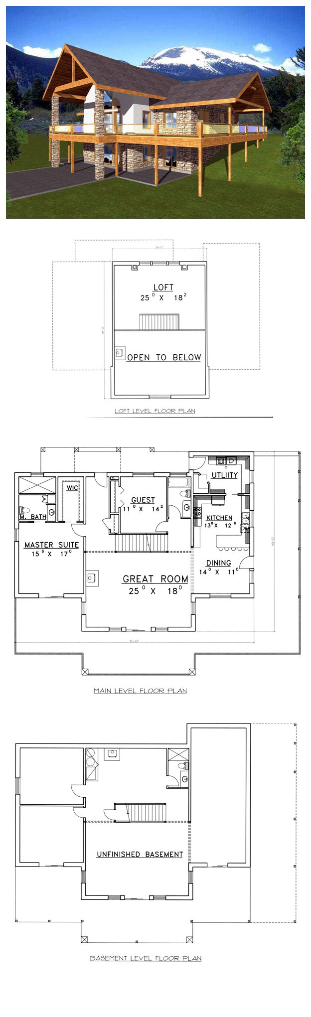 House Plans Using Insulated Concrete Forms House Plans