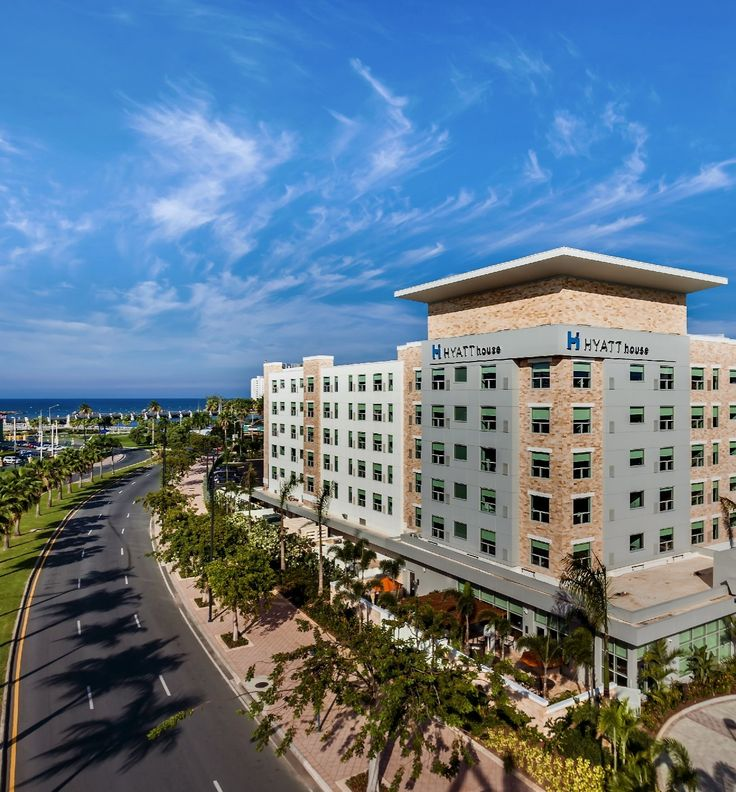 Just when we thought Puerto Rico couldn't get any better, we welcome HYATT house San Juan!