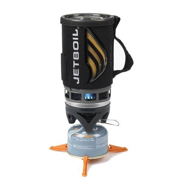 Jetboil Flash Svart - Gassbrennere - Turkjøkken - Utstyr - Produkter