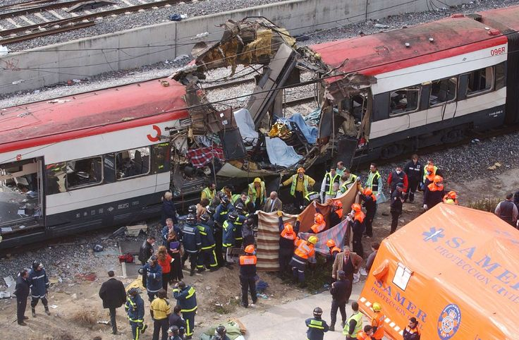 Madrid train bombing (2004) - Paul White/AP Photo