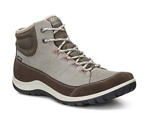 Ecco ladies boots - Ecco Aspina GTX Ladies Waterproof Lace Up Walking Boot #Ladies #Womens #Walking #Hiking #Boots #Waterproof #Nubuck #Leather Size 37, 38, 39, 40, 41 Ecco Shoes Online http://www.robineltshoes.co.uk/store/search/brand/Ecco-Ladies/